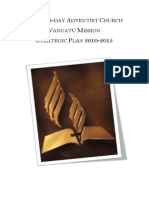 VM Strategic Plan 2010-2015