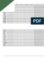 Construction Schedule Gantt Chart