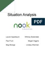 No Ok Situation Analysis