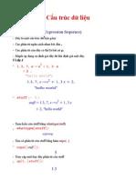 Cấu trúc dữ liệu