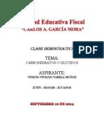 Clase Carlos Garcia