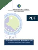 Plan_estrategico Universida Santa Elena