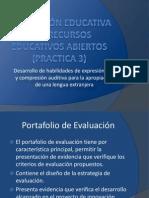Innovación Educativa Con Rea (Práctica 3)