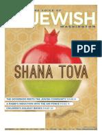 JTNews | September 19, 2014 Rosh Hashanah edition