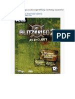 Blitzkrieg 2 Anthology.docx