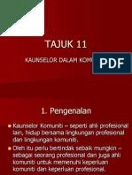 TAJUK 11