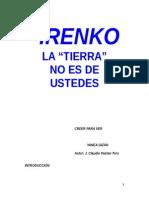03 - Irenko - La Tierra No Es de Ustedes