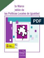 Doc MARCO Gestión Politicas Locales Igualdad