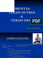 Nutritional Therapy in Obesity