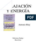 Blay Fontcuberta, Antonio - Relajación y Energía