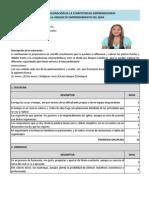 Perfil Profesional Valentina Tamayo