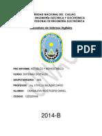 Informe Previo (2 Laboratorio)