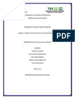 Plantilla de Estudio de Factibilidad SoftRest
