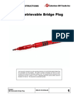 WR Retrievable Bridge Plug - Operating Instructions