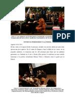 Entre el periodismo y la poesía (homenaje Maruja Vieira)