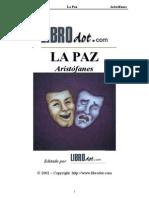 Aristfanes - La Paz