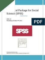 SPSS Handout