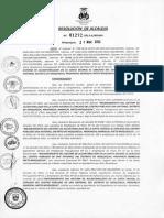 Resolucion de Alcaldia Nª 01272-2013-A Mpmn