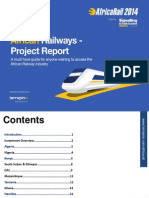 Railway Projects Africa