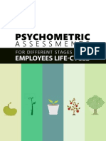 eBook-Use of Psychometric Assessments