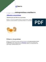 Proteínas del huevo.docx