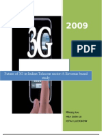 final thesis on 3g