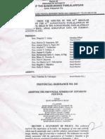 Cotabato Provincial Ordinance 540