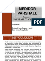 Diapos Parshall