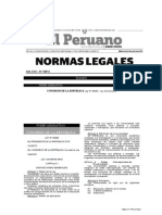 Ley N_ 30220- Ley Universitaria