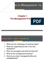 Principle of Management chapter 1