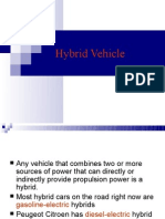 Hybrid Cars Pdf