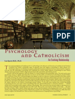 Psychology & Catholicism