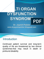 Multi Organ Dysfunction Syndrome