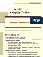 Mgt Assignment Chapter 12