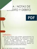 Notas de Credito y Debito.ppt