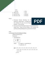 Contoh Perhitungan Breakwater