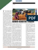 Women and Microfinance