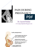 Pain During Pregnancy