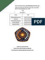 Makalah Sistem Fiskal Dan Zakat Dalam Perspektif Islam