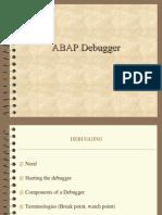 ABAP Debugging