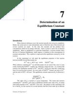 Experiment 7 - Kc Determination (1)