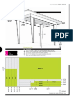 Diy Plywood Table Plans 1012