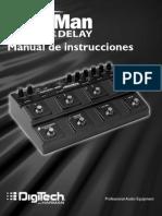 DigiTechJamManDelayManual Spanish