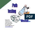 71288034 Basis Path Testing Paper