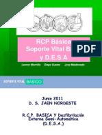 Rcp Instrumentalizada 23-06-2011