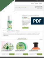 Antiinflamatoar cu Plante BIO - Krauter (Magic Roll)