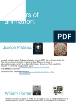 powerpoint on animators