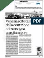 Concita de Gregorio e le elezioni comunali veneziane