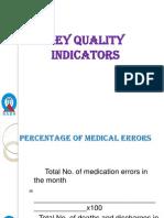Key Quality Indicator