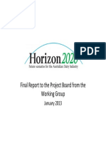 Copy of Horizon 2020 Report 17april2013 Final